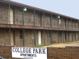 College Park Apartments | Snyder, TX