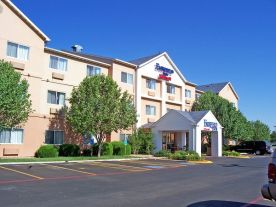 Fairfield Inn by Marriott | Lubbock, TX