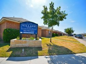 Village Townhomes | Lubbock, TX